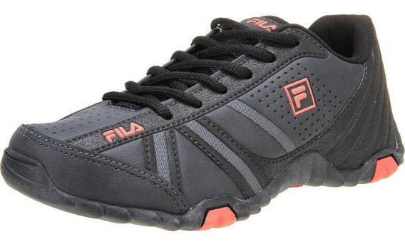 Zapatillas Fila Slant Force Neg - Rojo Envíos A Todo El País