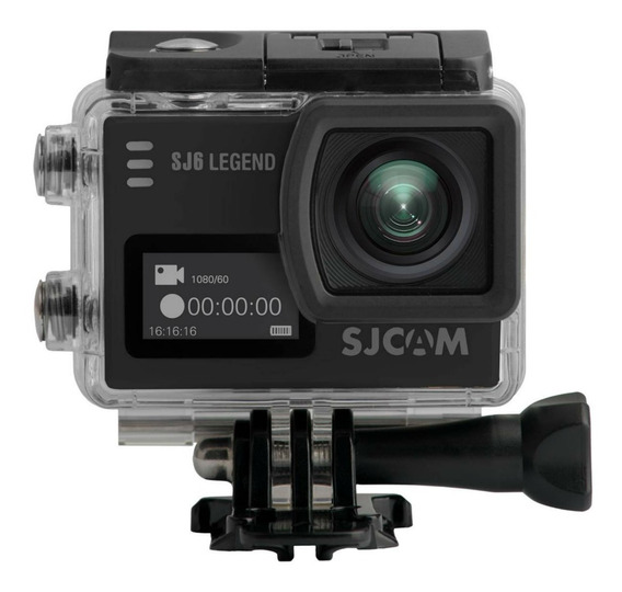 Sjcam Cámara De Acción Sj6 Legend 4k 16mp Estabilizador+ Acc