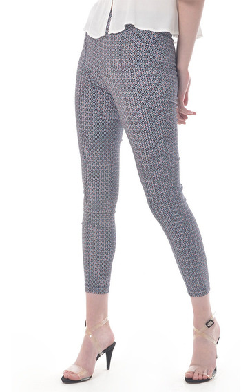 Pantalon 65176a-0 Color Multicolor Talla 4 Fds