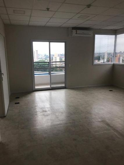 Sala Em Centro, Osasco/sp De 162m² Para Locação R$ 6.300,00/mes - Sa388169