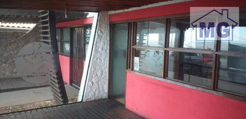 Casa Para Alugar, 412 M² Por R$ 11.000,00 - Praia Campista - Macaé/rj - Ca0421