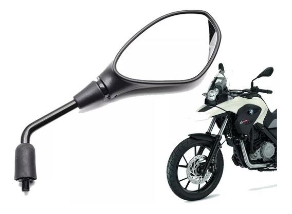 Par Retrovisor P/ Motos Honda Mod - Bmw Gs650 F800 Convexa
