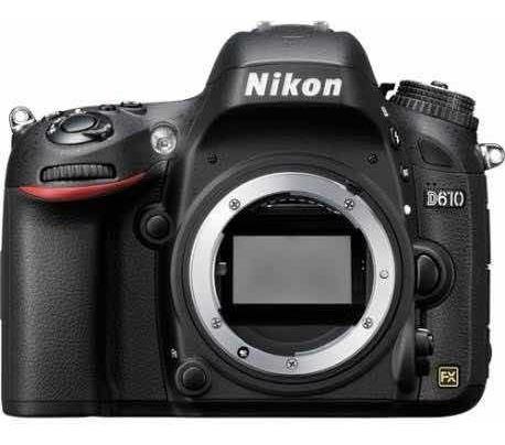 Câmera D610 Nikon