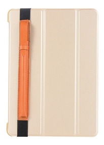 Capa / Case /couro Apple Pencil iPad 9.7/ 10.5/ 12.9