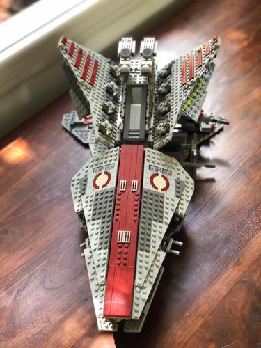 Venator-class Republic Attack Cruiser , Lego® Star Wars
