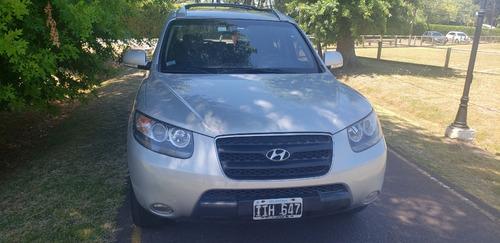 Hyundai Santa Fe Autom. 4x4 Premium Tope Gama 98000km Titula