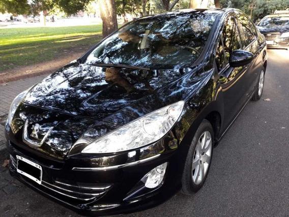 Espectacular Peugeot 408 Con Navegador!!!!!!!