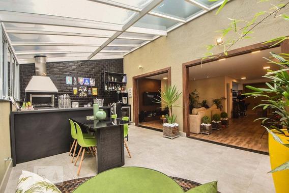 Casa Para Aluguel - Campo Belo, 3 Quartos, 220 - 893000212