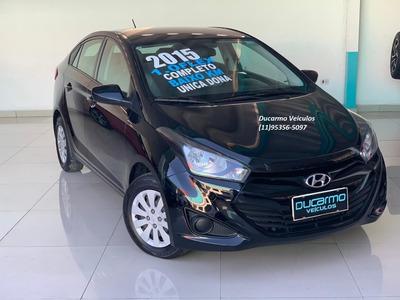 Hyundai Hb20s Comfort Plus 1.0 Flex 2015 Completo