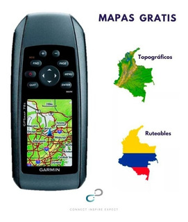 Gps Garmin 78s Maps Colombia Nuevo Modelo Resistente Al Agua