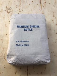 Dióxido De Titânio Rutilo R-2196 1 Kg