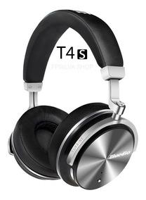 Fone Bluedio T4s Bluetooth Cancelamento Ruído Ativo Promoção