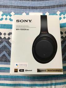 Fone Sony Wh-1000xm3