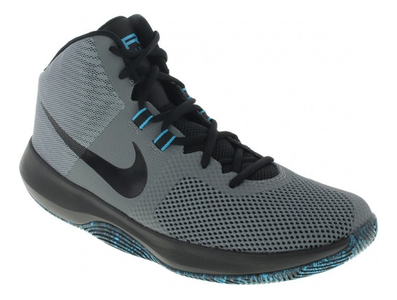 Tênis Masculino Nike Air Precision 898455 005 Cinza