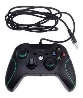 Controle Hurricane Xbox One 624522 Dazz Preto E Verde