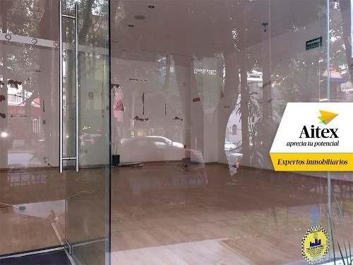 Amplio Local Comercial En Renta Muy Cerca Del Ángel, Cdmx