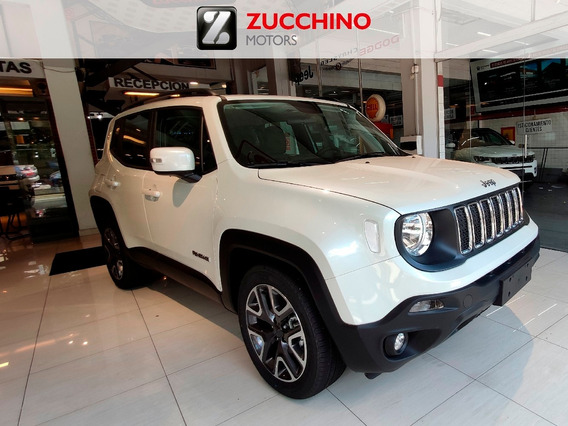 Jeep Renegade Longitude At 1.8 | Zucchino Motors
