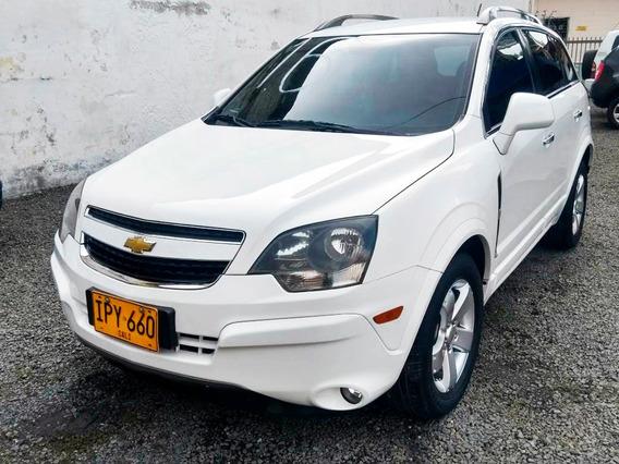 Camioneta Chevrolet Captiva 2016