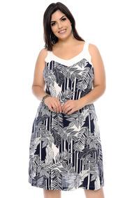 90542e13c Vestido Plus Size Arimath Meia Manga Frete Grátis - Calçados, Roupas ...