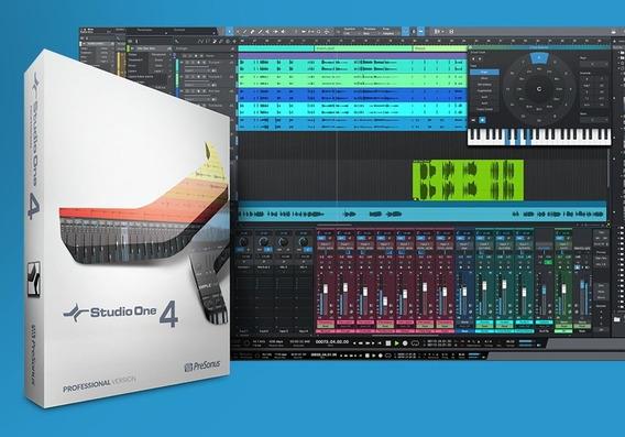 Studio One 4.5+ Pacote De Plugins Mix Master Win/mac