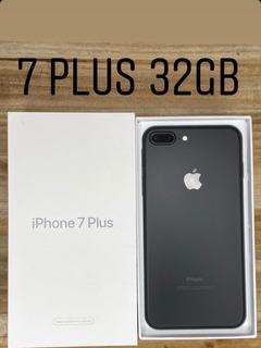 iPhone 7 Plus 32gb Grado A