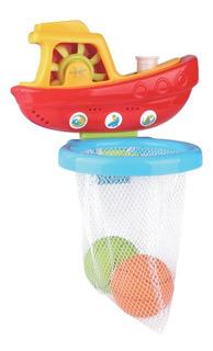 Juguete Agua Bebe Barco Para Bañera Zippy Toys