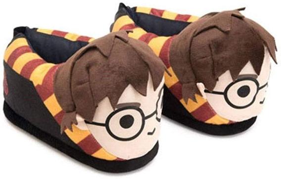 Pantufa 3d Harry Potter - Original Ricsen