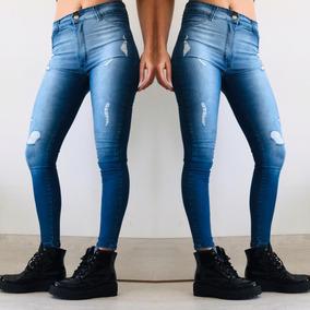 Pantalones Jeans Rotos Mujer 2017 Pantalones Jeans Y Joggings Jean En Mercado Libre Argentina