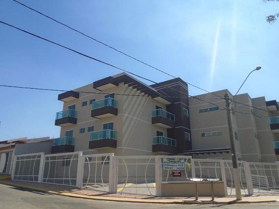 Apartamento À Venda, 3 Quartos, 2 Vagas, Parque Nova Carioba - Americana/sp - 4449