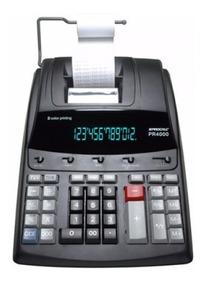 Calculadora Eletronica Pr4400 C/bobina Procalc