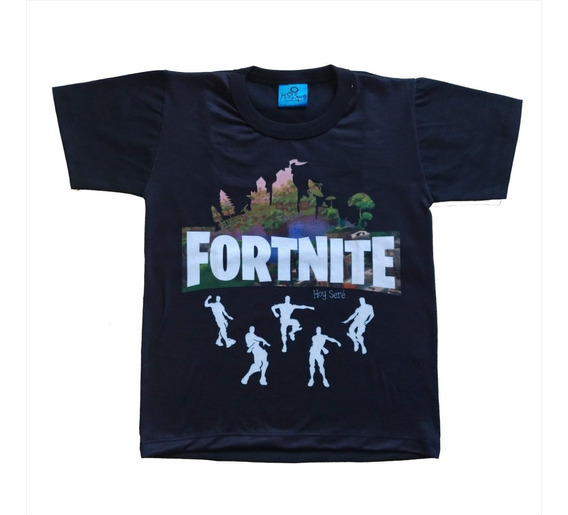 Remera Fortnite Play Station