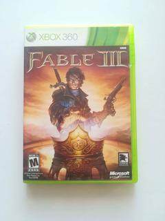 Fable 3 Para Xbox 360 - 100% Original