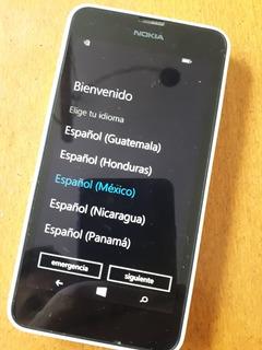 Celular Nokia Lumia 620 Para Claro Impecable Con Cargador