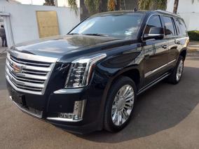 Cadillac Escalade Platimum 2016 Negra