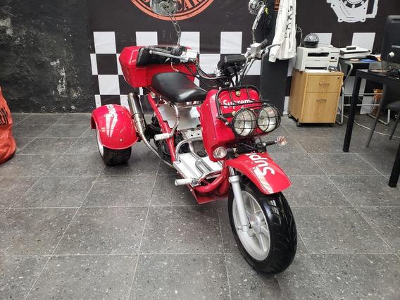 Triciclo Supreme 2014