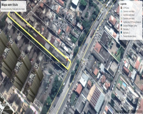 Terreno Com Prédio Comercial - Ar00010 - 67750158