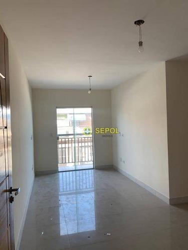 Apartamento Com 2 Dormitórios À Venda Por R$ 380.000,00 - Vila Carrão - São Paulo/sp - Ap1019