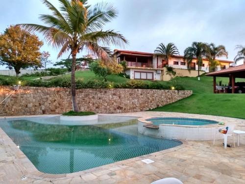 Chácara Com 8 Dormitórios À Venda, 20000 M² Por R$ 2.900.000,00 - Parque Da Fazenda Ii - Jundiaí/sp - Ch0025