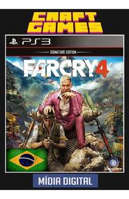 Far Cry 4 Pt-br Ps3 Psn Envio Imediato