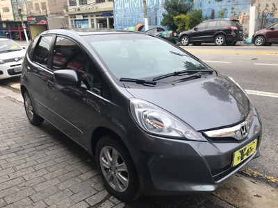 Honda Fit Lx 1.4 16v Flex, Fit0085