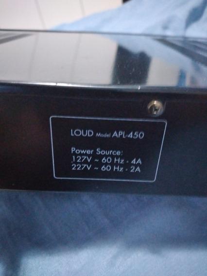 Amplificador Loud Apl 450