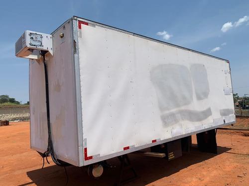 Imagem 1 de 7 de Bau 7m  Carga Seca E Refrigerado Para Caminhao Toco
