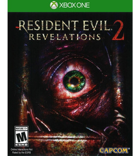 Resident Evil Revelations 2 Fisico Nuevo Xbox One Dakmor