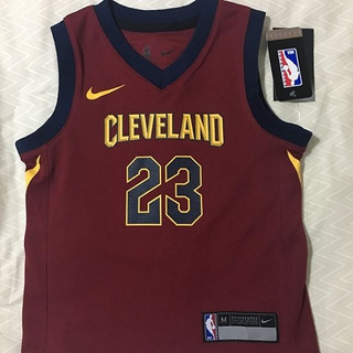 Principiante A pie Peregrino  Camiseta Cleveland Cavaliers Nike no Mercado Livre Brasil