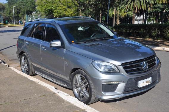 Mercedes-benz Classe Ml 5.5 Amg 5p 2014