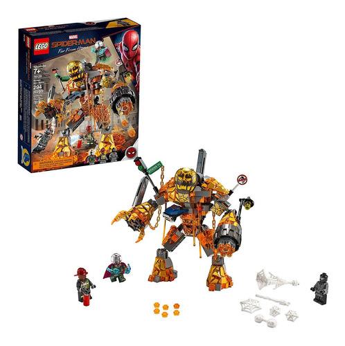 Lego Super Heroes Spider-man 76128, Nuevo 2019, 100%original