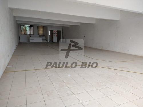 Imagem 1 de 9 de Salao / Galpao Comercial - Centro - Ref: 7117 - L-7117