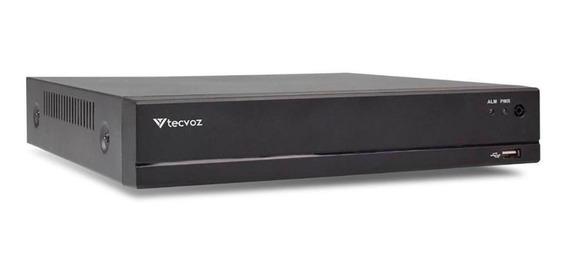 Gravador Digital Tecvoz Dvr H265 Serie E 1080n 8 Canais