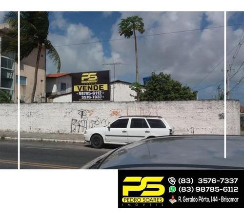 ( Oportunidade ) Casa P/ Comércio Em Mangabeira - Ca0135