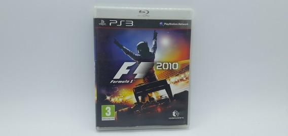 Formula 1 F1 2010 - Ps3 - Midia Fisica